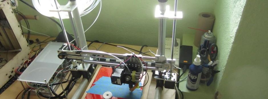 imprimante 3D grande