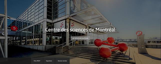 Centre des sciences de Montréal1