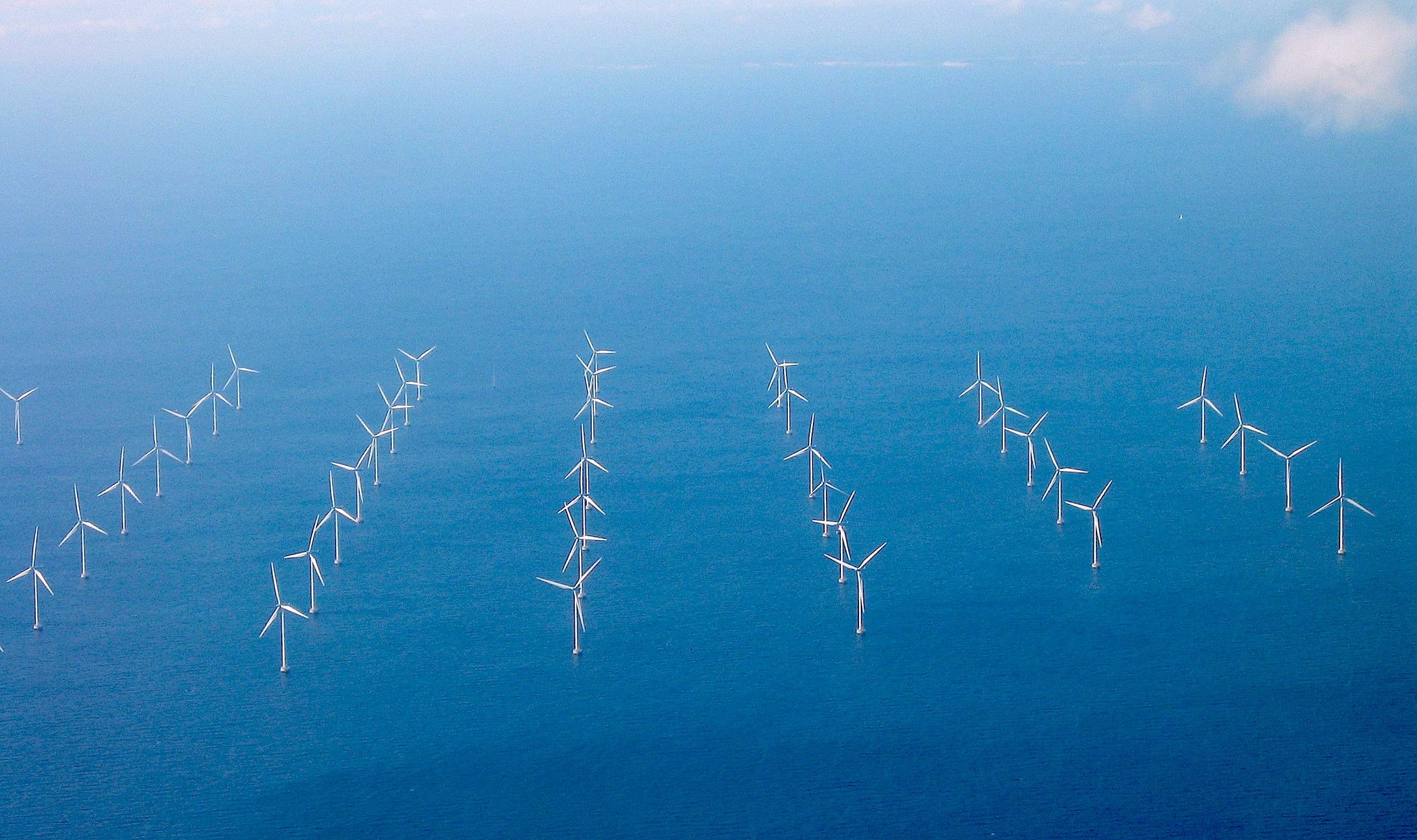 Éoliennes : comment prévenir les pannes en mer