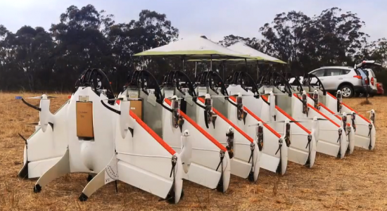 Les livraisons par drone possible dès 2017?