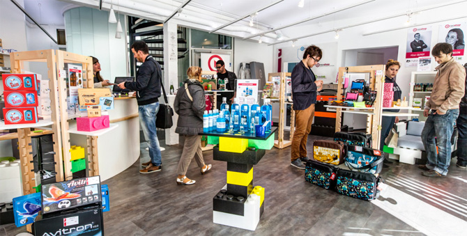 Neoshop Montréal, la nouvelle boutique des startups!