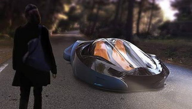 la voiture volante les mod les des ann es 40 substance tssubstance ts. Black Bedroom Furniture Sets. Home Design Ideas