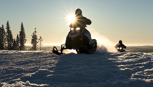 RideMetry'system will be extended to snowmobiles and all-terrain vehicles.