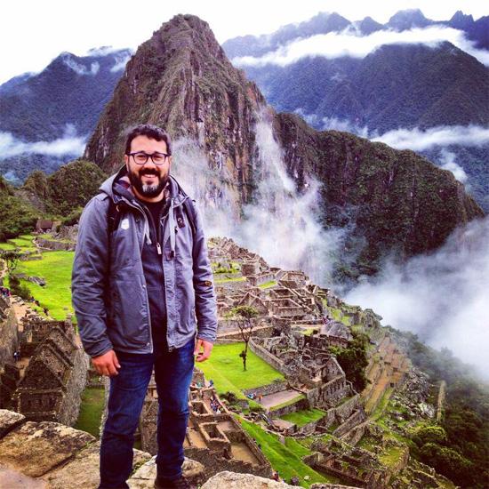 Hanen Garcia, de l'ÉTS à la découverte de la ville sacrée oubliée de Machu Picchu au Pérou.