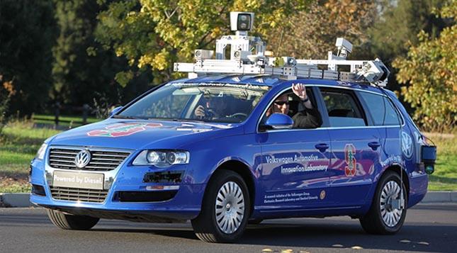autonomous car 645