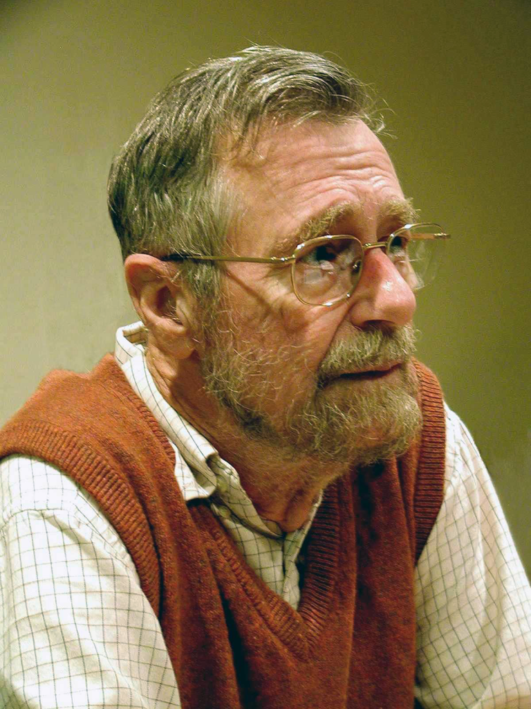 Edsger Dijkstra (1930-2002), one of the greatest mathematicians in the history of modern mathematics