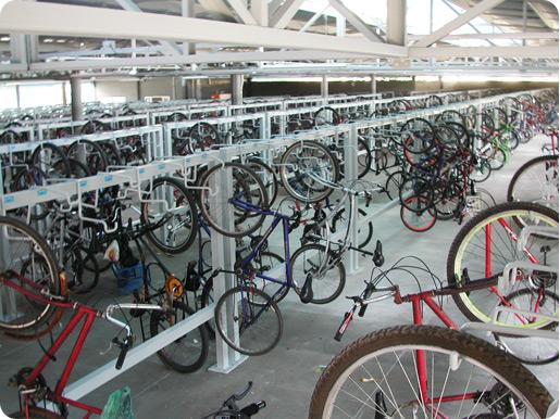 Sao Paulo bike parking