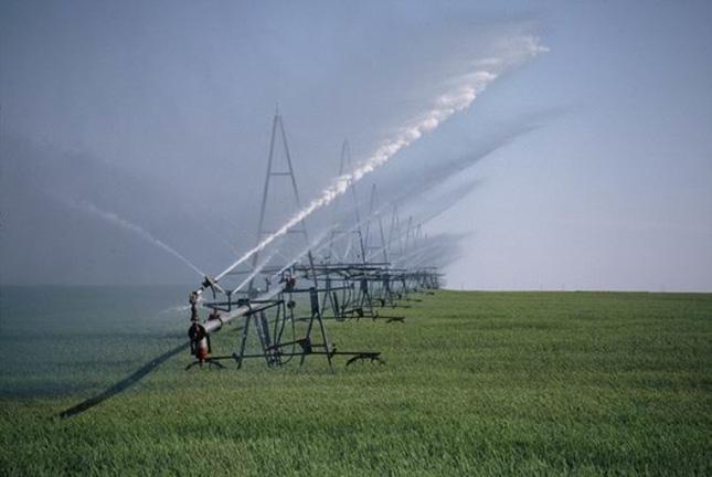 Figure8. Exemple de système d'irrigation automatique.