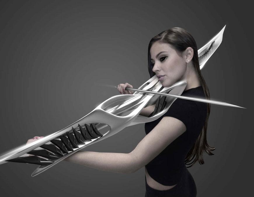 violon 3D