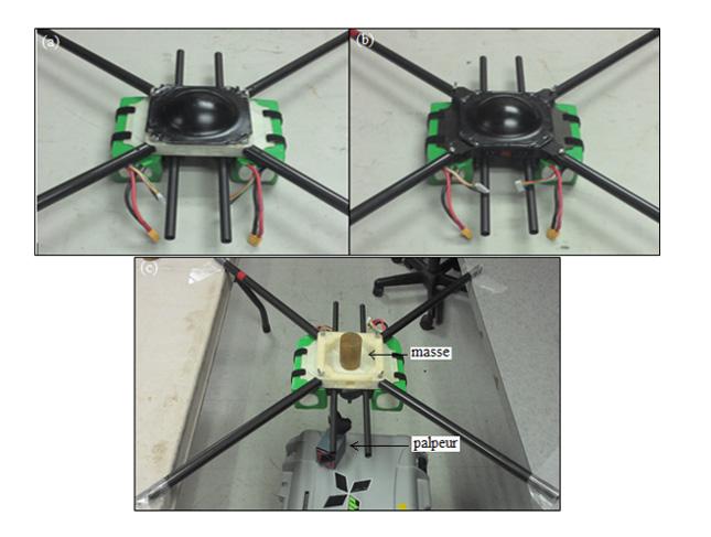 Châssis de drone imprimé en 3D