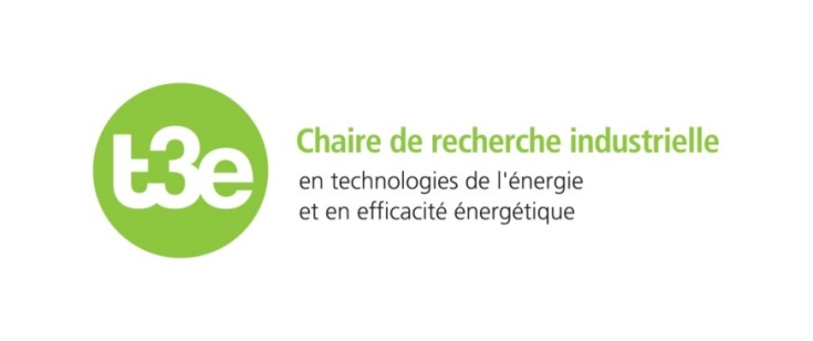Fig 1. Logo de la Chaire t3e