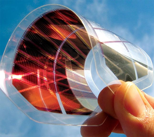 polymer solar cell