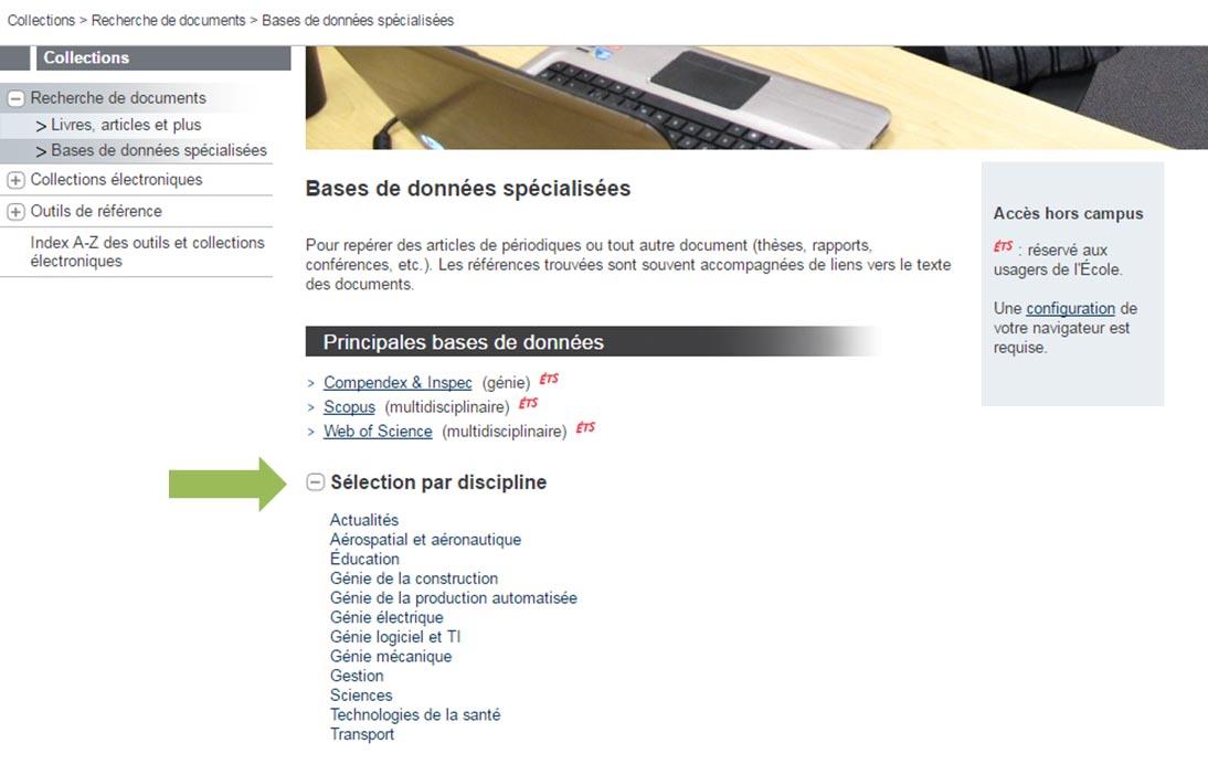 site-web-selection-par-discipline-2