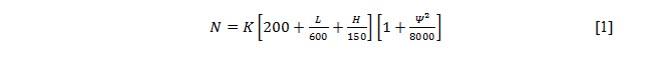 Longueur d'assise empirique pour évaluer la performance sismique
