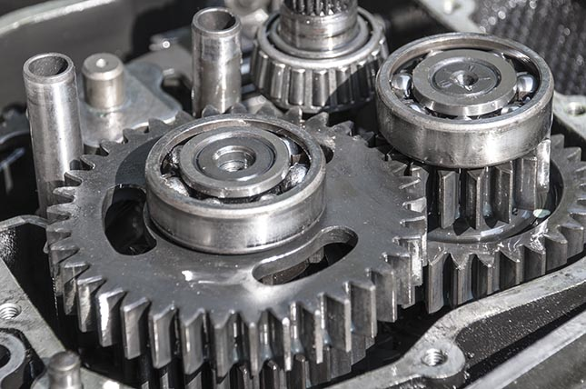 the proposed method allows the adequat monitoring of a gear