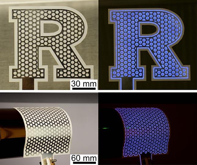 Le papier désinfecte les surfaces grâce à un plasma