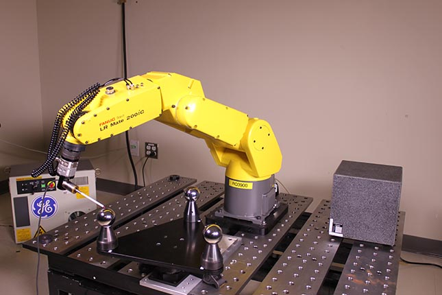 Other methods are cheeper than calibration to improve the accuracy of robots