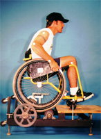 A wheelchair roller ergometer. Source [Img3]