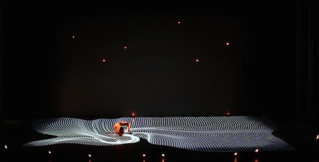 Pixel danse et numérique