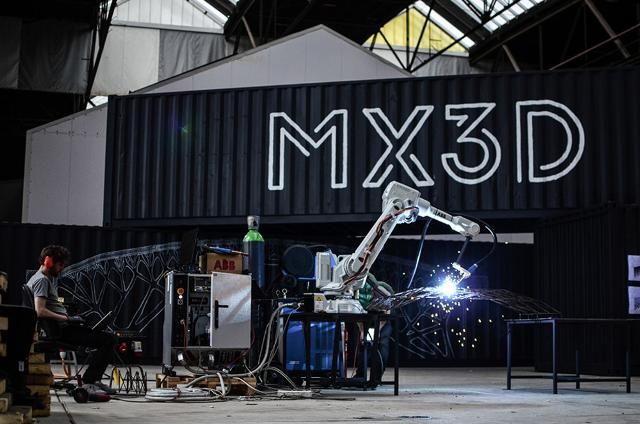 robot 2 mx3d