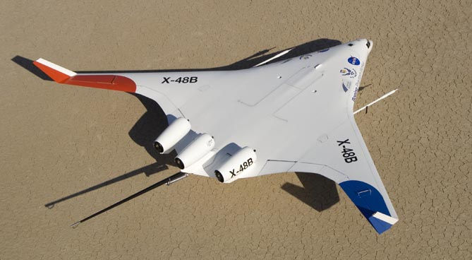 Blended Wing Body 1