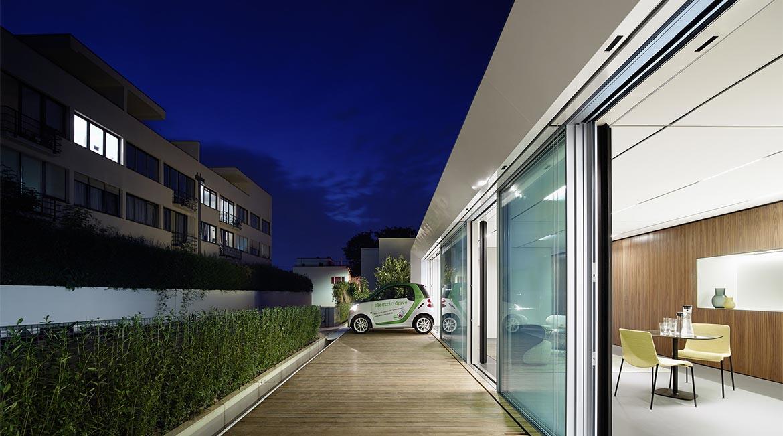 Une maison sans CO2 qui n'utilise par d'énergie extérieure, ne génère pas de gaz à effet de serre et ne produit pas de déchets