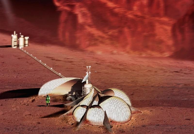 Designed by Mars Terrain Intelligence Collaborative team