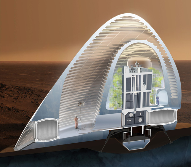 Icehouse plan
