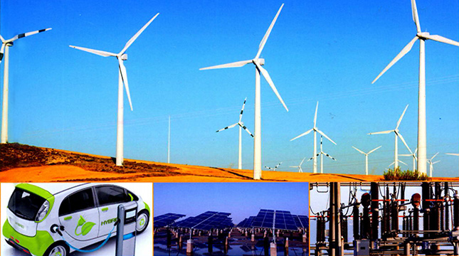 Substance Power Electronics for Renewable Energy Systems