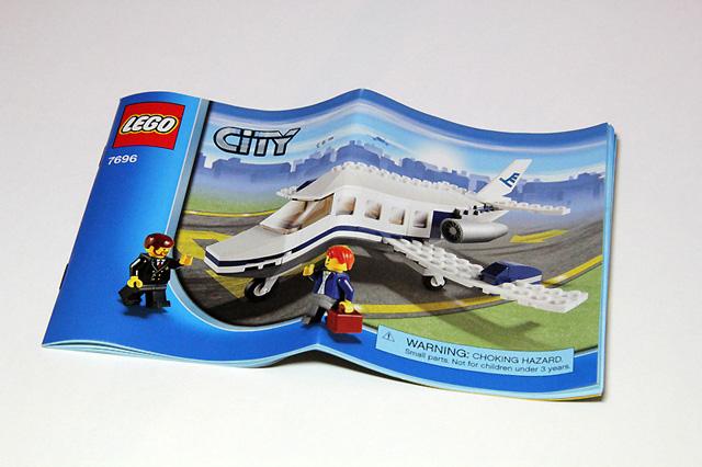 Lego manual