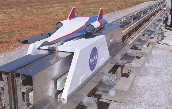Nasa electric launch system