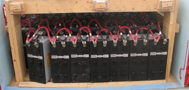 Groupe de batteries de la Serre Arthur Clarke