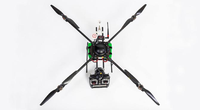 Substance Un Ch U00e2ssis Imprim U00e9 En 3d Pour Un Drone