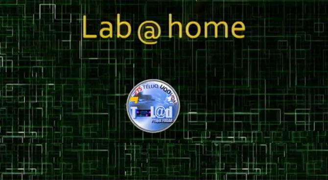 Laboratoire à distance