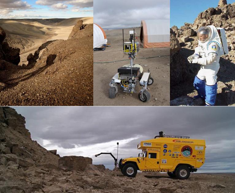 Station de recherche du Haughton Mars Project, Serre Arthur Clarke