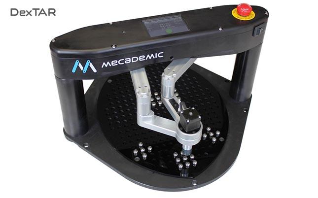 DexTAR robot éducatif de type SCARA