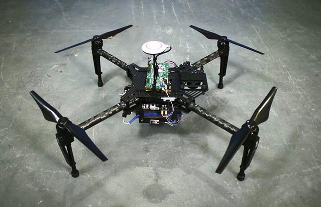 Drone pile combustiblle image1
