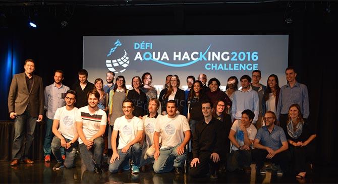 Aqua Hacking final