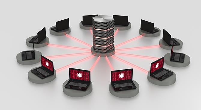 CoFence peut atténuer les attaques par déni de service (DDoS)