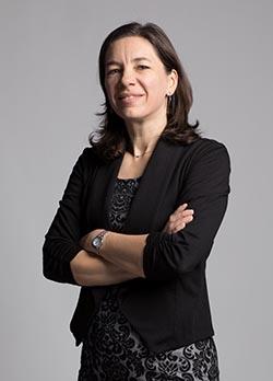 Lyne Woodward est professeur à l'ÉTS