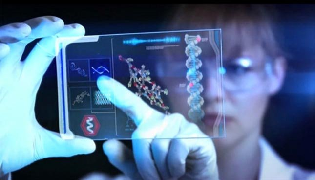 Geneticist Michael Snyder developed a connected health data base to track information collected on biological and physiological mechanisms, in real time.