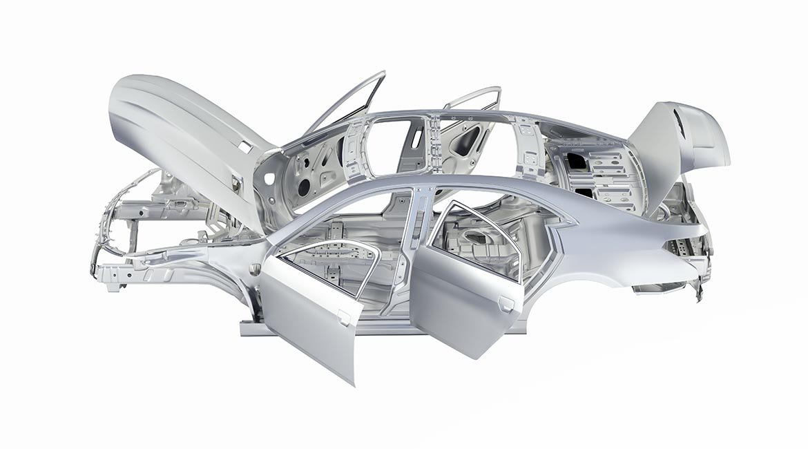 Magnesium for structural parts of vehicles, atomobiles, trucks and others