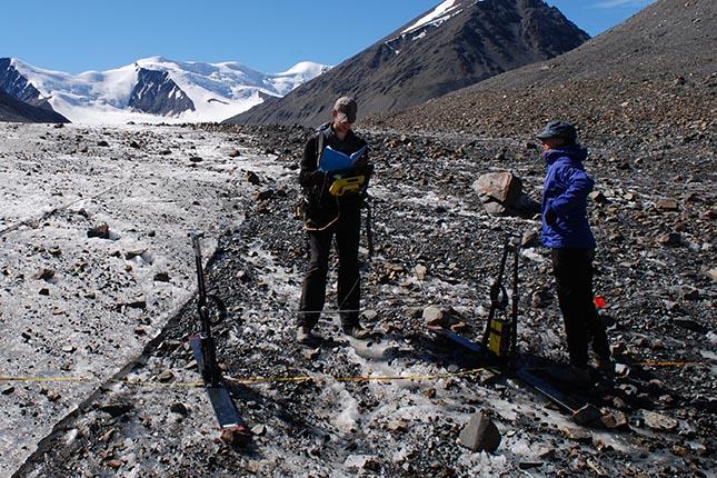 La fonte des glaciers influencera les ressources hydriques du Yukon.