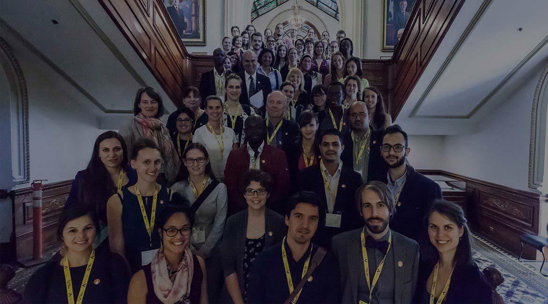 150 étudiants aux cycles supérieures ont participé aux journées de la relève en recherche, édition 2017