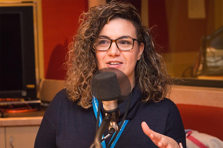 Ville intelligente : Darine Ameyed en entrevue à l'émission La sphère à ici.radio-canada.ca a parlé des projets de la ville intelligente mis ne place dans le quartier Griffintown
