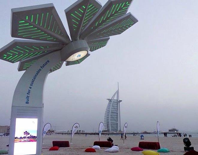 palmiers-intelligents-Dubai-Smart-palms