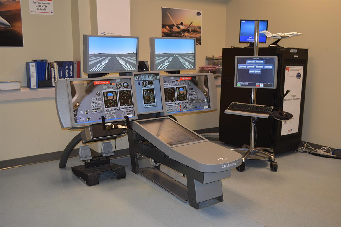 Canada Research Chair in Aircraft Modelling and Simulation Technologies