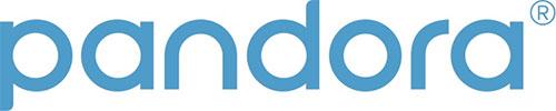 Pandora logo representation
