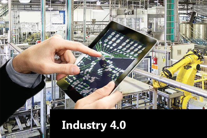Industry 4.0 started in Germany in 2010