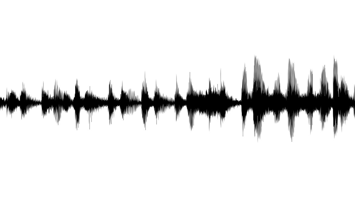 Speech waves
